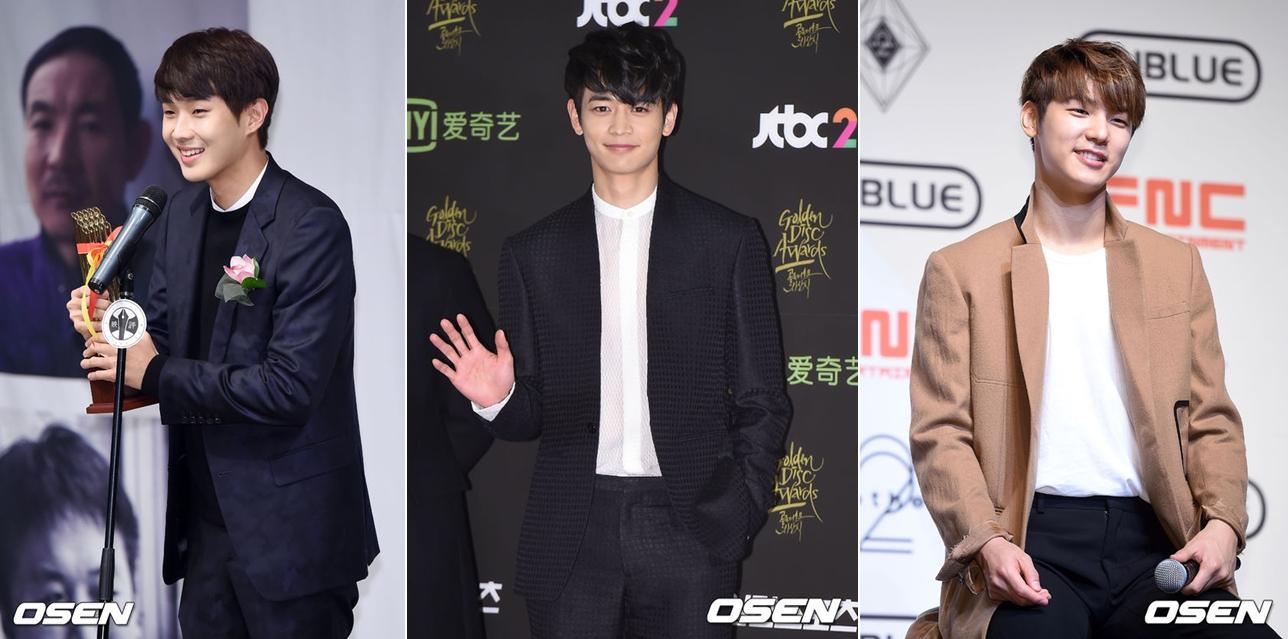 另外珉豪出演配角的電影《合婚》也預計在今年上映呦!除了珉豪以外,CNBLUE 敏赫及演員崔宇植也有出演這部電影~