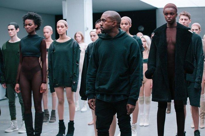 這裡是Adidas Yeezy第三季作品的舞台!