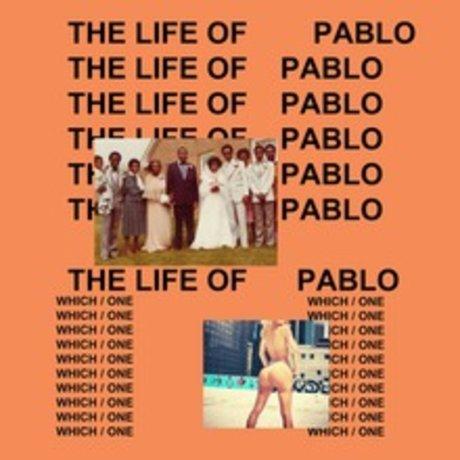 現場也公開了Kanye West的最新專輯'The Life of Pablo'