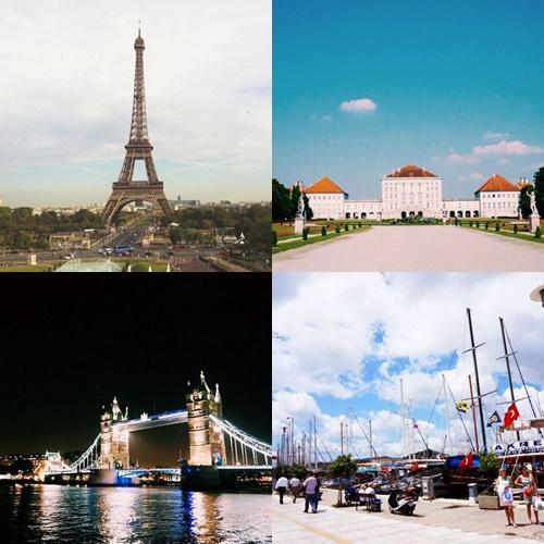 還有最重要的就是「旅行」 算是每年都一定會安排至少一次的海外旅行,甚至在上一個工作離職後在歐洲旅行了三個月~