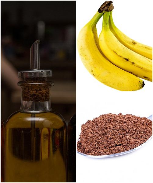 1.香蕉醋減肥 首先你要準備香蕉(廢話XDD)、黑糖和水果醋,只要把香蕉皮剝掉之後,切成片狀並且放進密封罐裡,之後再把黑糖和水果醋通通放進去,然後把密封罐緊緊的蓋上,放進微波爐裡加熱大概30秒之後就可以拿出來,等到它涼了就可以放進冰箱保存囉!