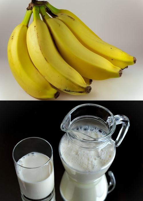 3.香蕉豆漿減肥 說到豐胸,不可能忘記的就是豆漿啊!因為豆漿內含大豆異黃酮,不但可以幫助讓你的胸部up up,甚至還可以加速燃燒體內脂肪,和香蕉搭在一起,根本就是魔鬼身材的好幫手啊!