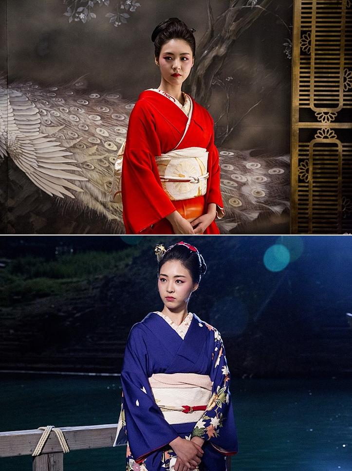 不過也有網友說~李沇熹在電影《朝鮮名偵探2》穿上和服的樣子比韓服更美!