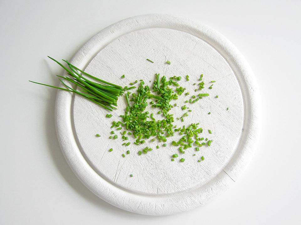 #5. 小蔥 眾所周知小蔥是非常好的清理血液的食物~