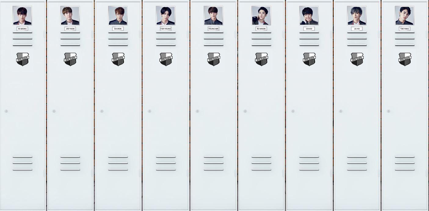 NEOZ 1期練習生們將會透過這次FNC製作的網路劇<Click Your Heart>出道 網路劇也以校園為主,展現練習生們青春活力的樣子!