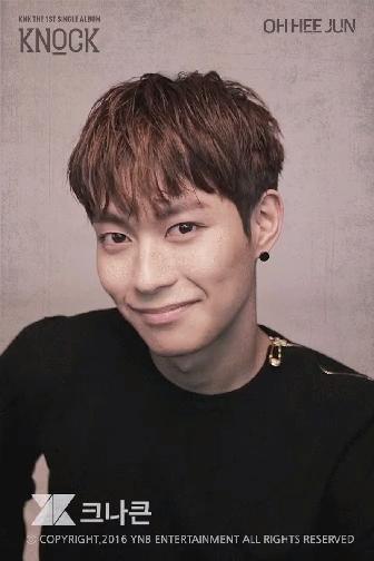 = 오희준 Oh Hee Jun =  曾經是 FNC 娛樂練習生的他,之前也有在《清潭洞 111》中出現過。