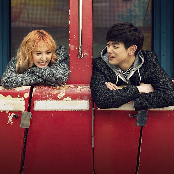 這次S.M公司沒有太多的隱藏,直接把主人公照片放置官方臉書上 本周STATION的名單為Red Velvet的Wendy以及Eric Nam