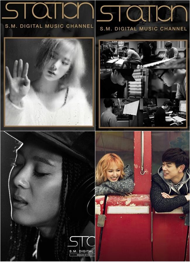 繼太妍、劉英振和EXO D.O.、尹未來後第一組男女合作的歌曲 音源將在四日0點公開,請大家多支持!