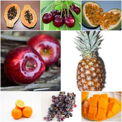 溫熱性水果像是芒果、葡萄、木瓜、百香果、蘋果、柳橙、櫻桃、鳳梨等,能夠幫助改善你經痛的困擾。