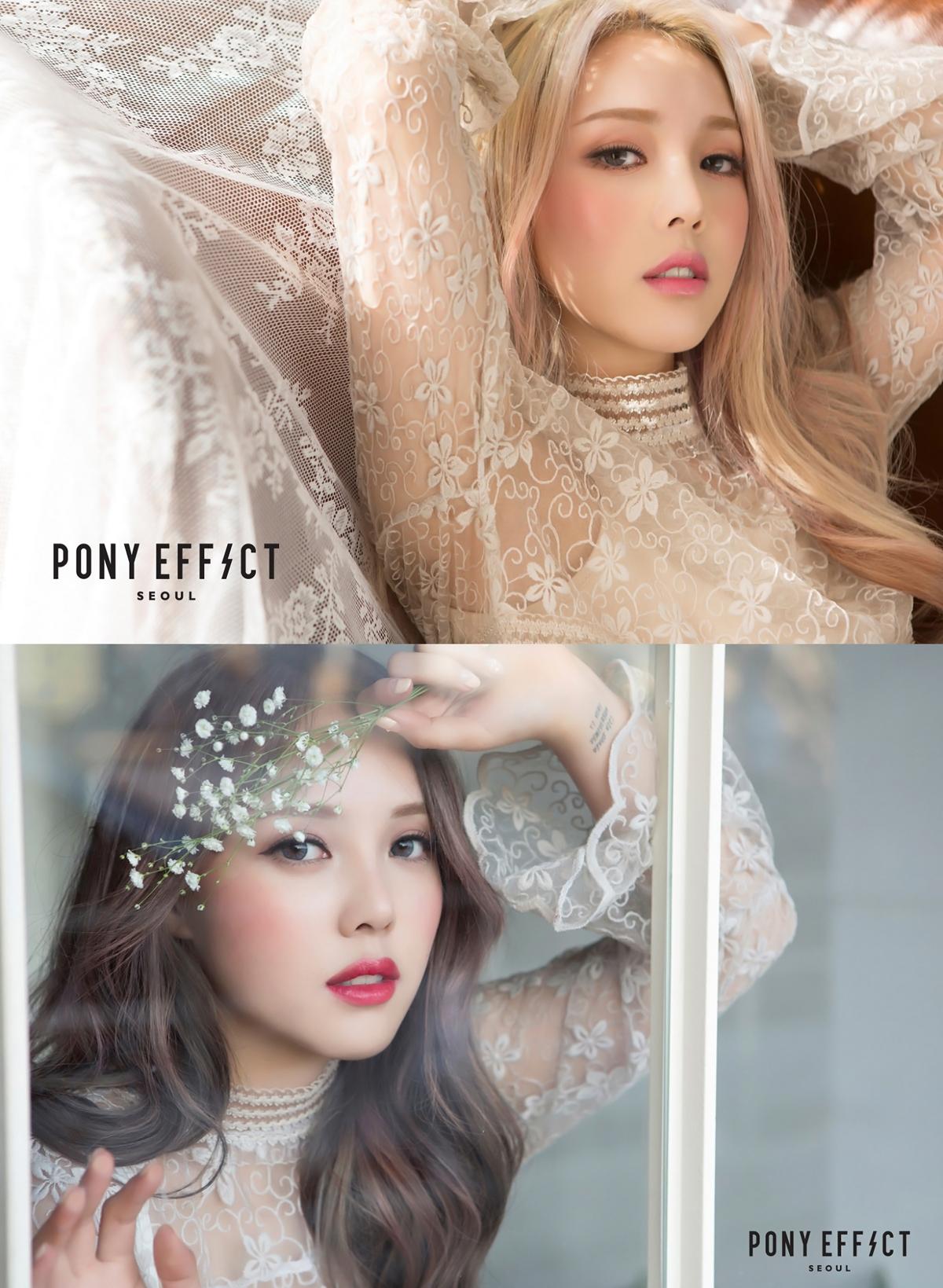 本季以「Blossom Makeup」為創意靈感,推出了猶如戀愛感的夢幻彩妝系列!從PONY的妝容來看就可以看得出來,粉嫩的色調中還帶有一點鮮豔的花開綻放的氣息 ♥