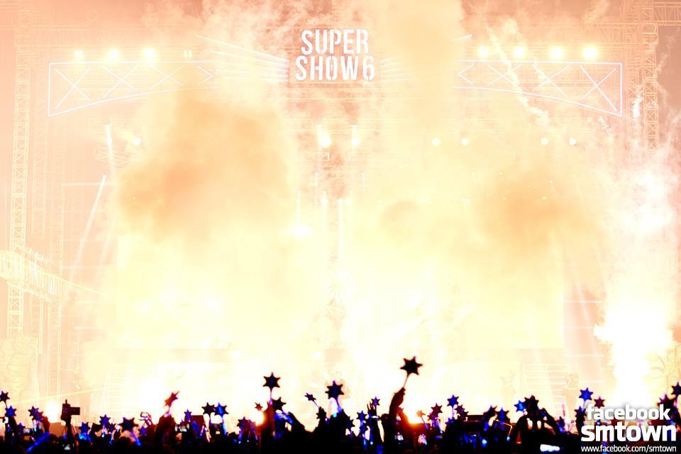 隨著K-POP崛起,每周幾乎都有偶像團體舉行單獨演唱會 表演場所不限於韓國國內,韓流的魅力席捲全球
