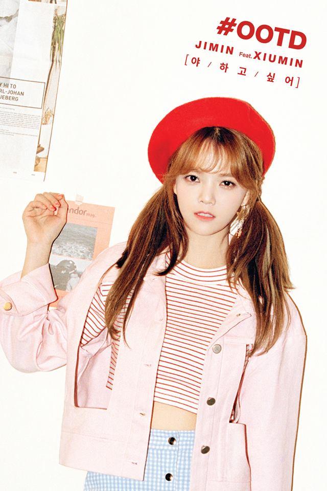 另外韓國論壇上有不少網友表示… -「原本以為智珉會被罵翻」 -「智珉唱歌還不錯欸!以後多唱一點吧」 -「這種曲風蠻適合智珉的!」