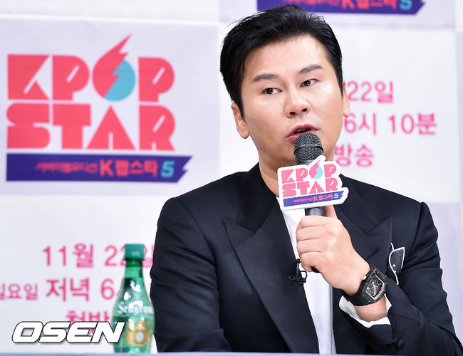 YG 娛樂社長梁鉉錫說,在去年 7 月,K 記者在發表了三篇網路新聞,以及在 SNS 上發佈了各種關於 YG 涉嫌吸毒、提供毒品等相關猜測、虛假訊息,其中還使用了「藥局」這樣的單字,已經對公司造成名譽上的損害,因此決定向法院提告。