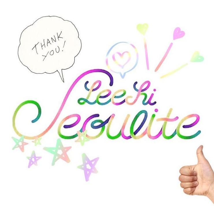 LEE HI 也有在 SNS 上面謝謝粉絲們三年多的等待,還有一起製作專輯的所有工作人員,也希望她這次的回歸可以獲得更好的成績 σ ゚∀ ゚) ゚∀゚)σ ♥