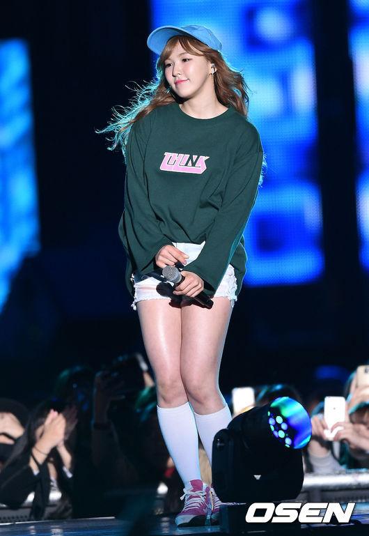 被稱「韓版妙麗」的Wendy,不僅歌唱得好,頭腦也聰明,已經可以說是非常完美的女偶像…