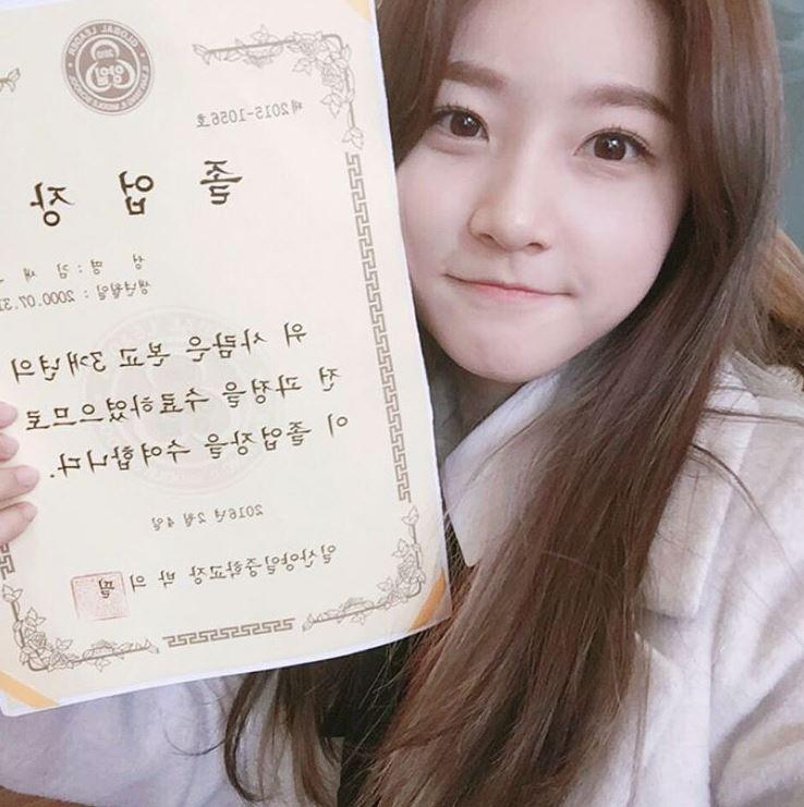 韓國網友們預測…按照這樣暴風成長的速度,五年後在韓國一定能成為非常棒的女演員,美貌也會超越全智賢,至於是不是真的能超越,我們五年後來確認吧(笑)