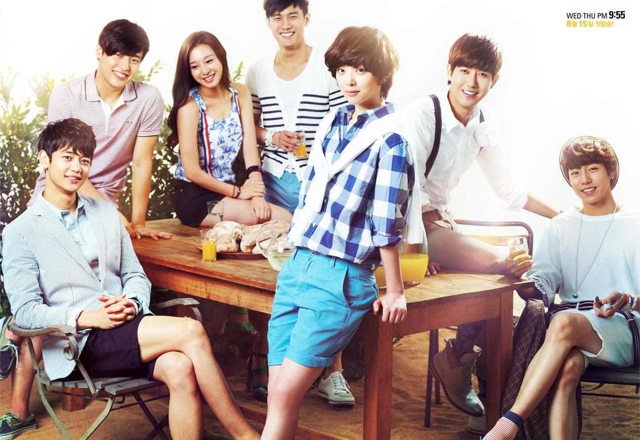 《致美麗的你》是 SBS 在 2012 年製播的偶像劇,改編自日本漫畫《偷偷愛著你》,由 SHINee 珉豪 、李玹雨、Sulli 和金智媛主演 。
