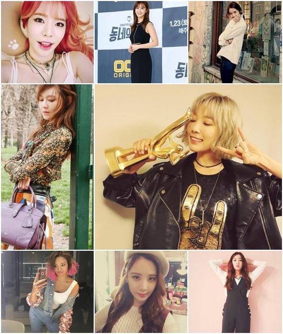 這次有許多令人欣喜的名單入選,最強女團「少女時代」創造了K-POP傳說,同時也是K-FASHION的指標呀~