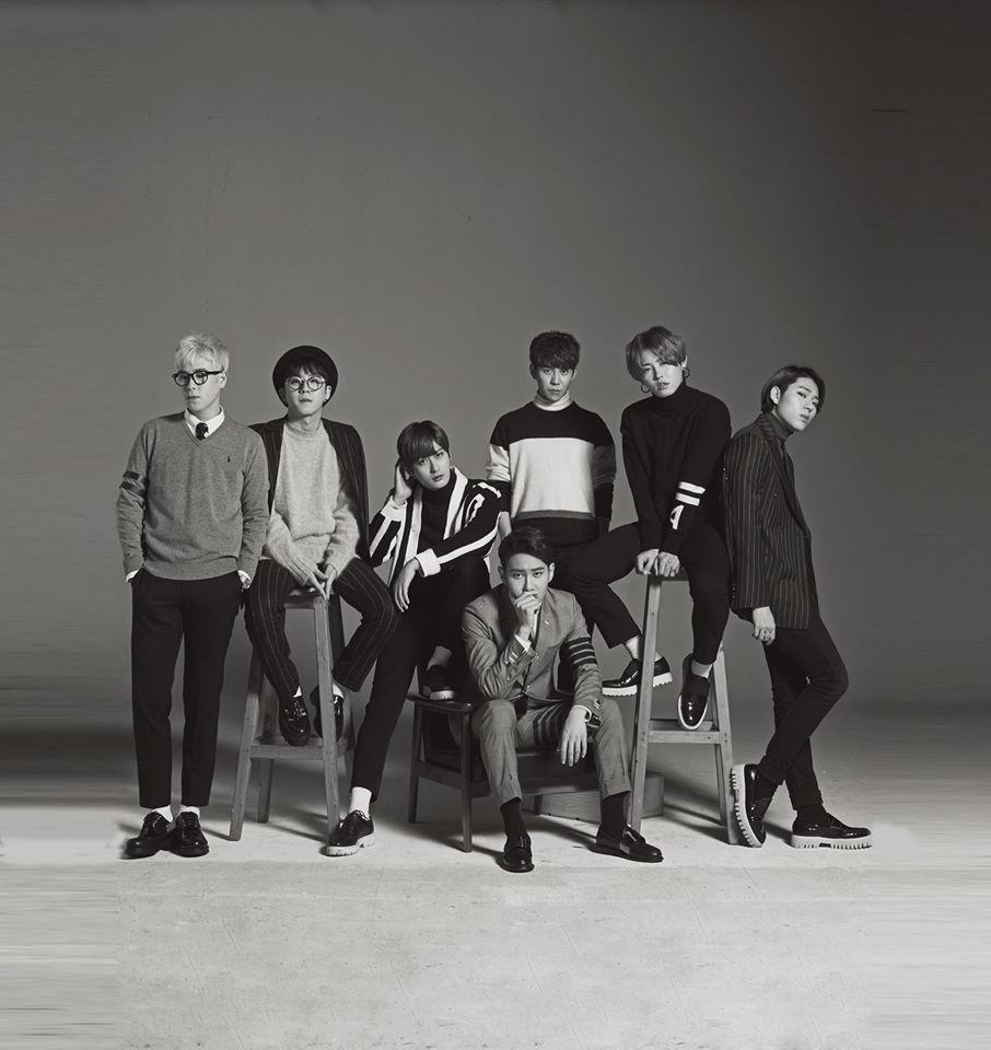 接下來是Seven Seasons娛樂旗下的Block B! 時隔1年7個月的他們將要回歸,在3月發表新曲,並在4月發行迷你專輯呦!
