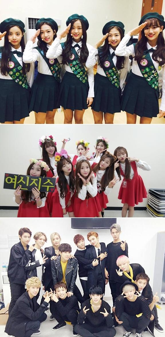 另外預計在4月回歸的女團~則有DSP旗下的APRIL和Woollim娛樂的Lovelyz(預計4月中旬回歸),男團Seventeen也據說將在4月17日回歸呦~雖然少了一些當初韓國網友們流傳的名單,但光這樣的陣容也很精采啊!
