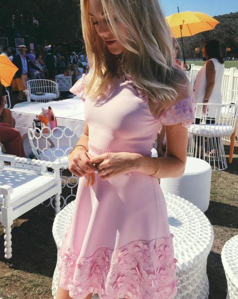 粉紅粉紅好清純!!! 春的氣息迎風而來的感覺 穿上你就是可愛的小女生♥