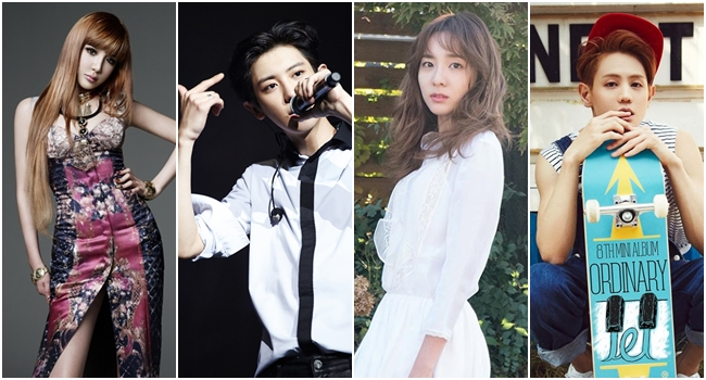 大家還記得之前小編介紹過「本名很具特色」的男女韓星嗎?因為本名太有特色,讓韓國網友們還以為是藝名(笑)