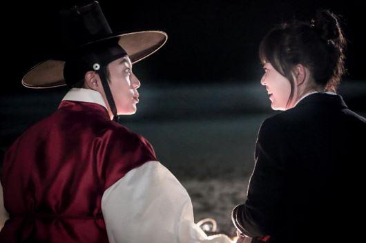 第1名[撲通撲通 LOVE] 集數:共10集 主要在講述高三少女張丹菲(金瑟琪飾)與朝鮮時代世宗大王李裪(尹斗俊飾)之間的戀愛故事,看完讓人想和古人談戀愛啦♥