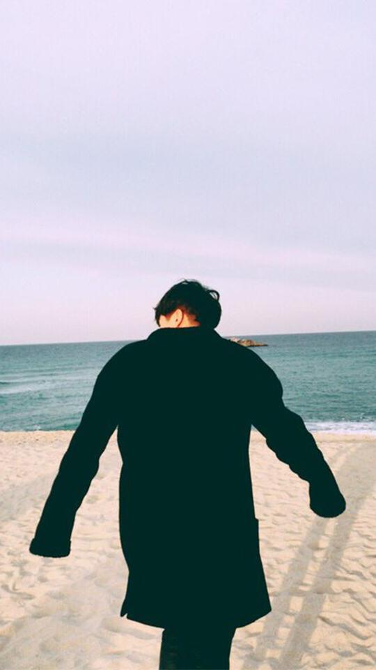 一起去海邊的那天下午...