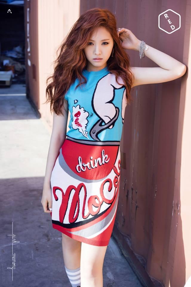#11.APINK 娜恩(815) 上張專輯開始人氣就不斷飆升,不管是在韓國還是在海外都有個共通的綽號叫「孫女神」就知道娜恩的魅力!超好的身材加上小女生一般的個性,也讓娜恩一直非常受到男性粉絲的歡迎