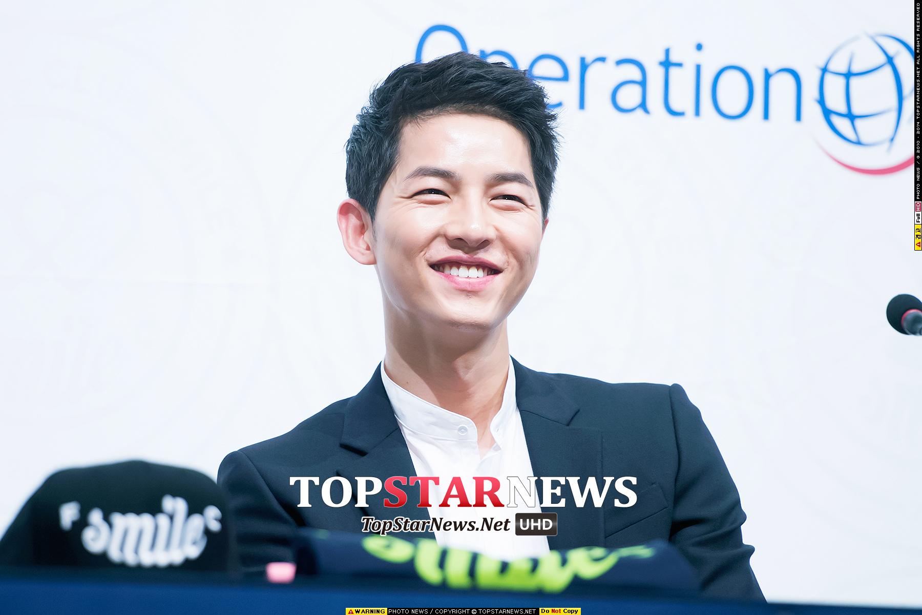 昨天(30日)他接受了 KBS 9 點新聞節目《News9》的訪問,同時他不僅是該節目第一位受訪的演員,也是第一位上節目的藝人。
