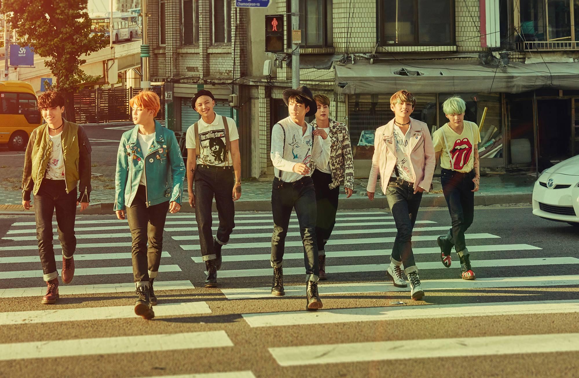 ♥第3名 〈Butterfly〉 歌曲旋律超好聽,也被韓國網友大讚歌詞真的很棒~~!