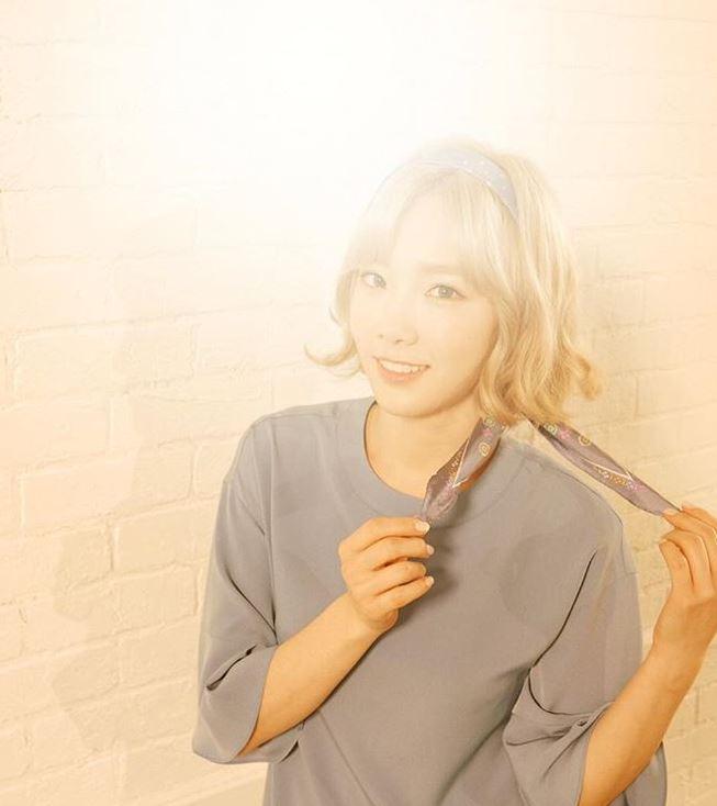 ♥第1名 - 歌詞寫得很美的歌曲♡ 太妍〈聽得見嗎〉(因版權關係以照片代替)