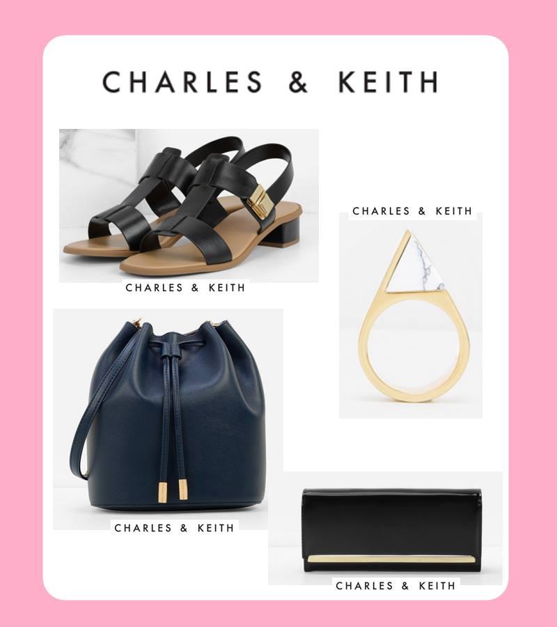 Charles & Keith 新加坡的知名品牌,說出他的全名可能很多人不知道,但是只要說到小CK,應該有點印象了吧?