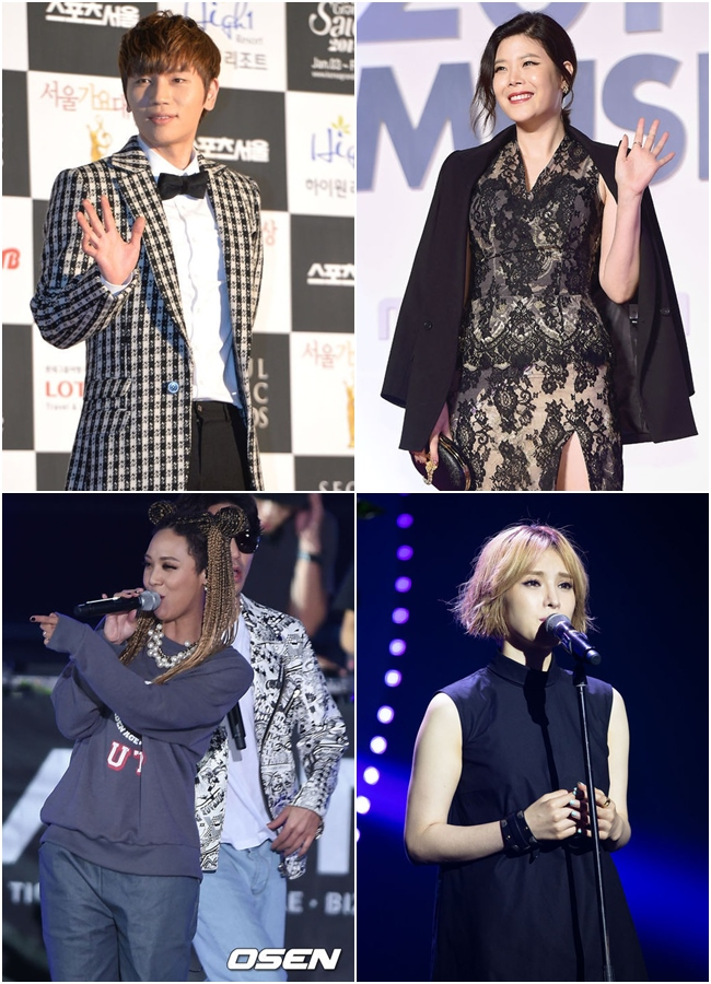 演唱〈Talk Love〉的K.will、〈With You〉的LYn、〈ALWAYS〉的尹美萊及〈You Are My Everything〉的Gummy等四位歌手,全都出生於1981年啊!81年生在韓國歌謠界真的都是實力派的歌手們啊(笑)過去就有韓國網友提出「韓國歌謠界傳奇就是81Line」!