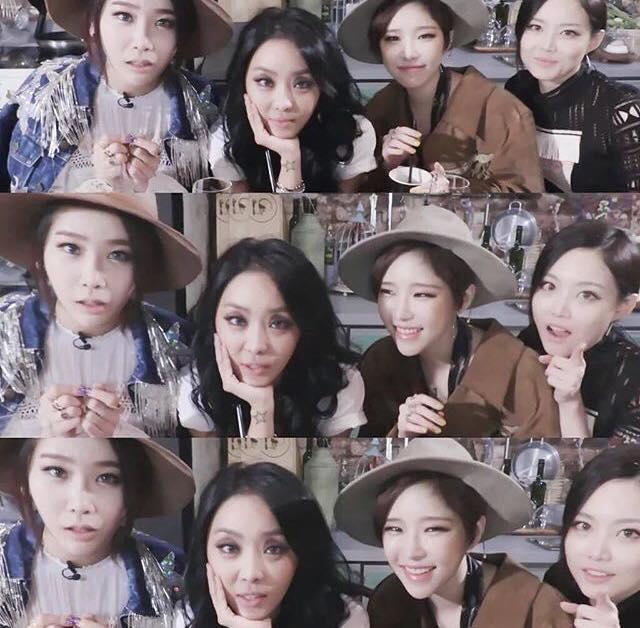 成人偶像Brown Eyed Girls中,除了佳人,其他三位成員JeA、Miryo、Narsha也都是81年生!