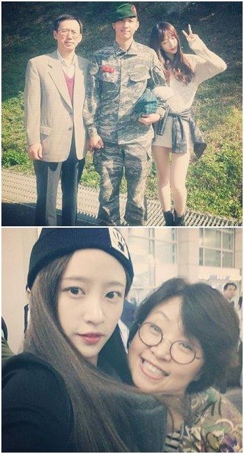 而哈妮曾在節目上公開過父母都是韓國名校出身、據說職業也非常理想,讓網友質疑哈妮口中的「家境不好時期」究竟是何時?