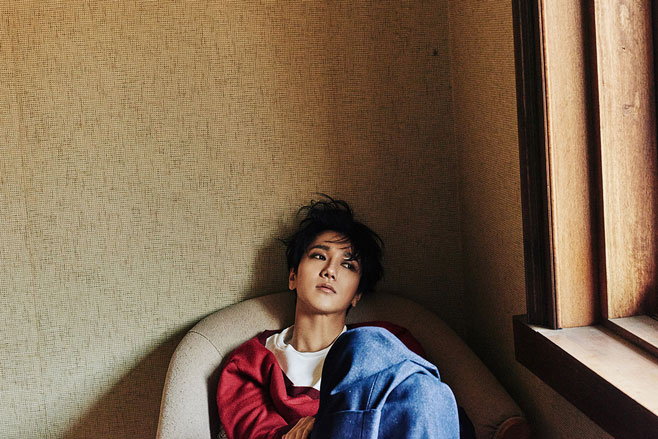 沒錯!SJ 的主唱藝聲將在 19 日發行首張 SOLO 專輯。