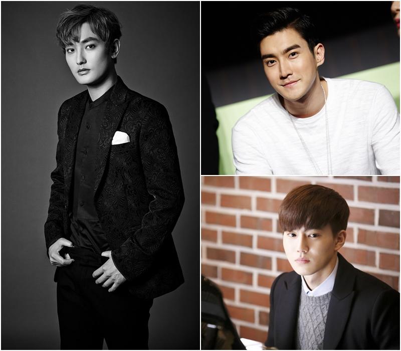 像是Kangta、始源和Suho等男偶像,都是屬於「標誌美男」的類型~