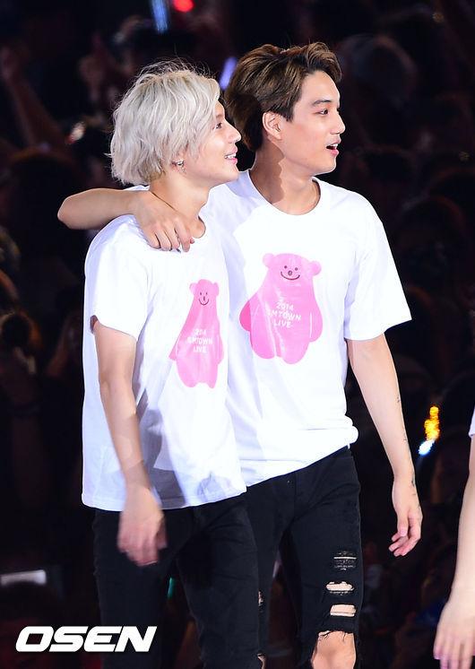 韓國網友還表示…珉奎除了有「SM牌標誌美男」的臉蛋以外,還有點泰民和Kai的影子(並不是指長相,是指感覺呦~)