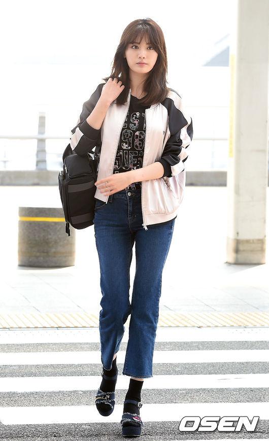 ◇NANA 褲子 Brand:GUESS Price:約12萬韓元(台幣約3500元)