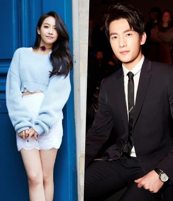 有中國媒體公開宋茜和楊洋(中國演員)一同進出酒店的照片,並指出宋茜拍攝《幻城》期間,楊洋就在酒店陪伴,「兩人姐弟戀 ing」一說再度被傳出。