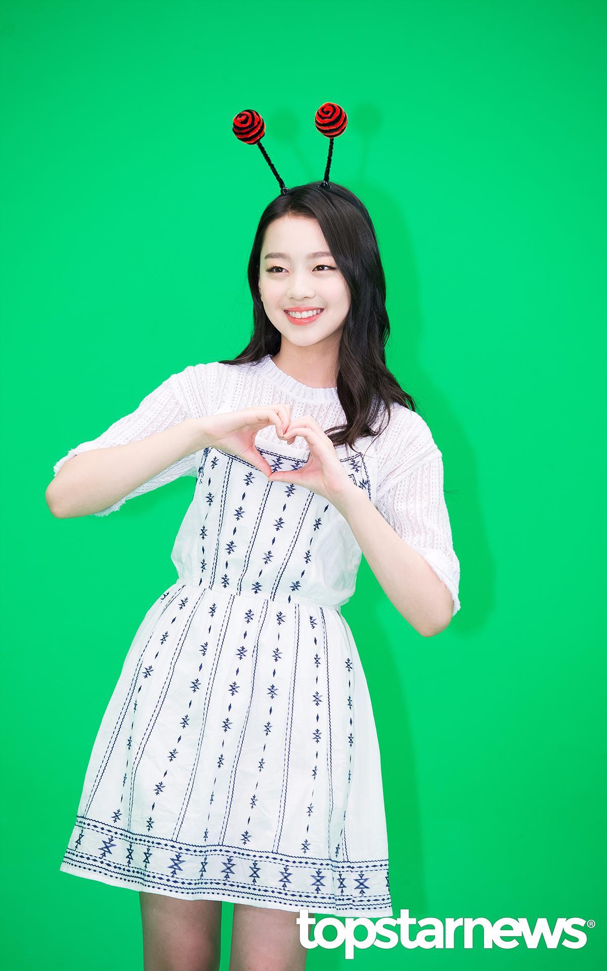她之前也被稱為「女版劉在錫」,但不是因為外貌長得像劉在錫啦(笑)而是因為她的主持功力…?