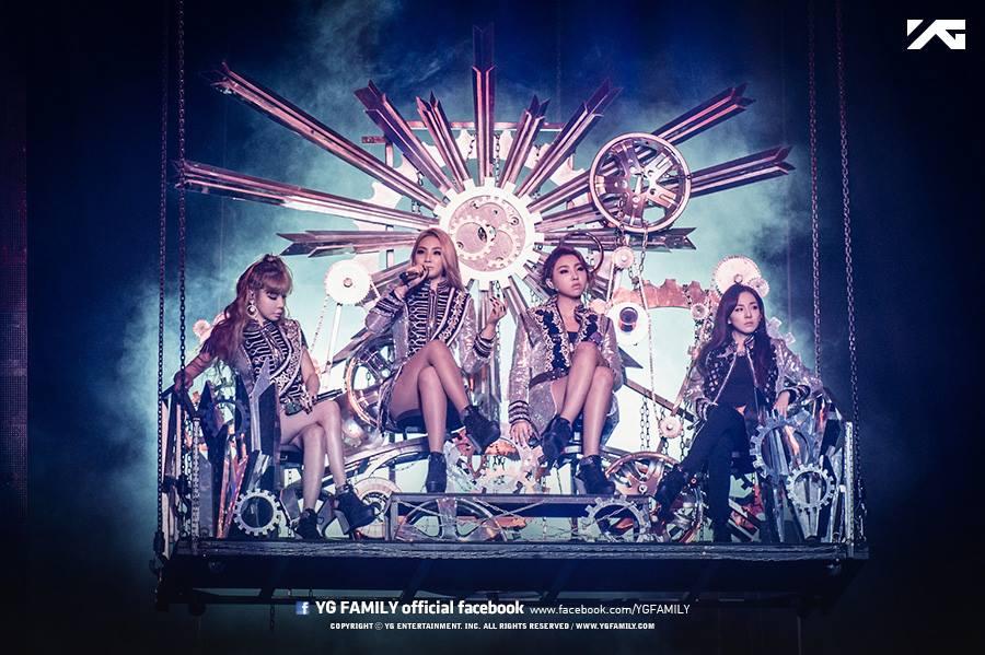 也有粉絲擔心的說,「暑假不是說 2NE1 要回歸嗎?應該不會再度放進冷凍庫吧=_=」