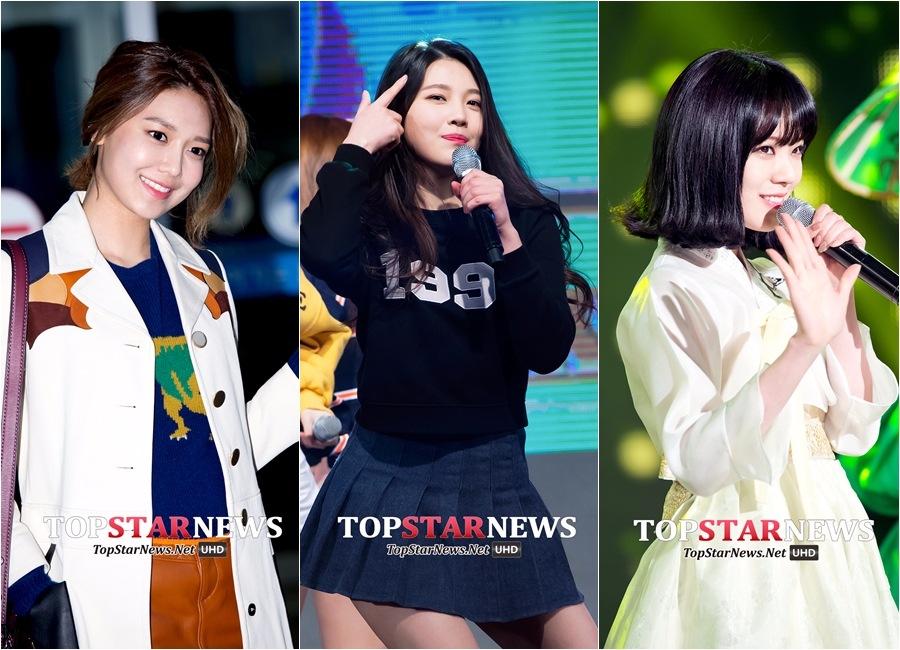 之前曾介紹過本名叫「秀英」的女團偶像有少女時代的秀英(本名:崔秀榮/최수영)、Red Velvet - Joy(本名:朴秀英/박수영)以及After School - Lizzy(本名:朴修映/박수영)等等