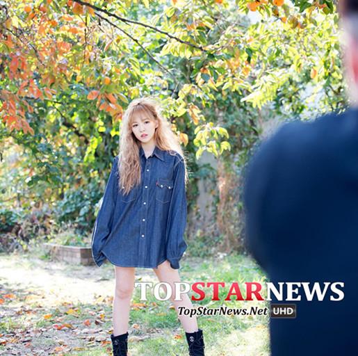 7.穿著他的襯衫時 據說如果女友身穿自己非常愛惜的襯衫,很多韓國男生會產生非常美妙的感覺XDD,尤其是白襯衣。