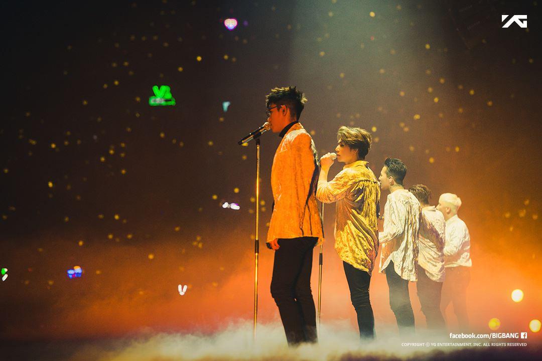 之前BIGBANG已多次表明,會在入伍前發布新專輯與演唱會,這次突擊演唱會,會不會是打響正規專輯的宣傳活動之一呢?