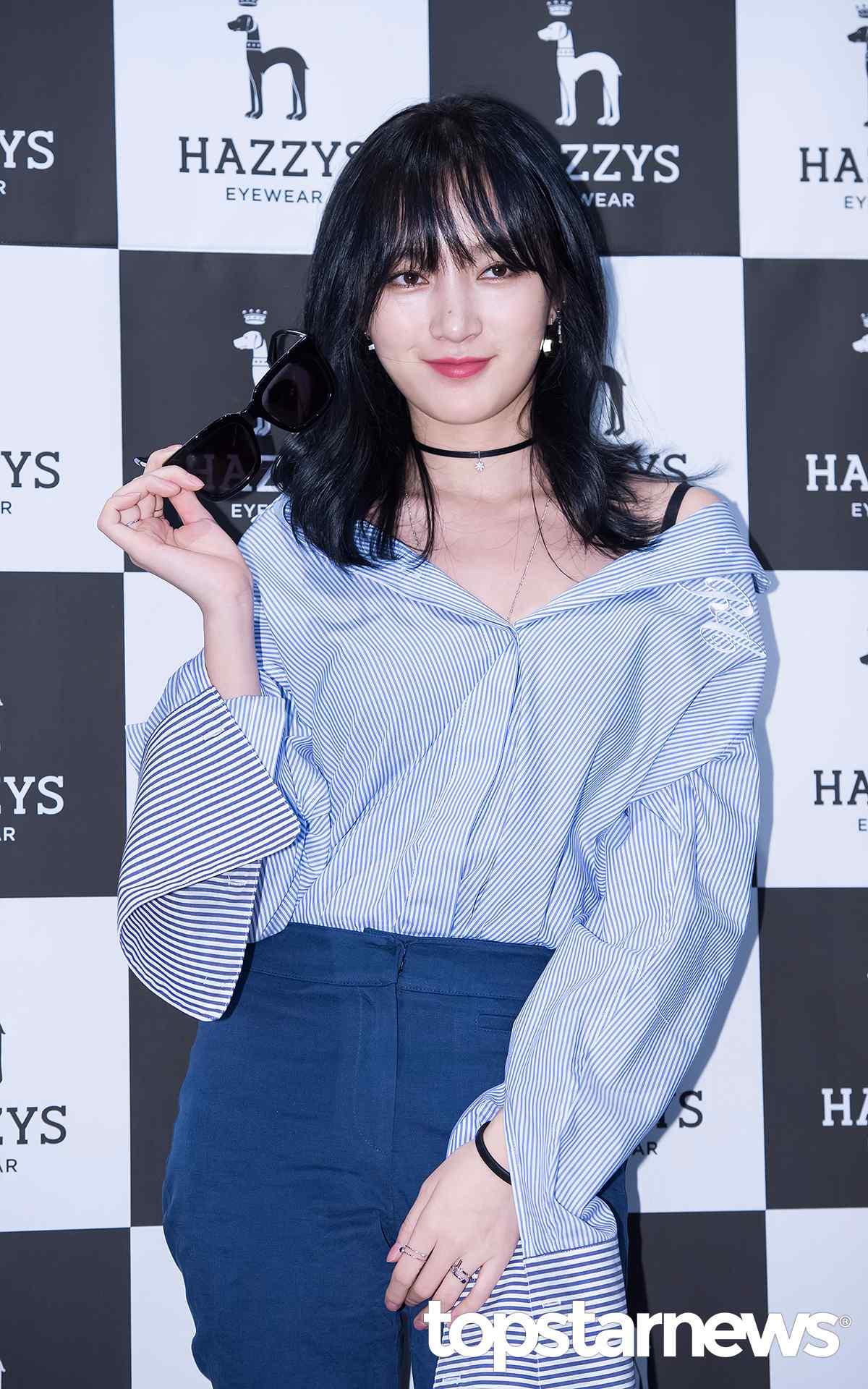 對啦~她就是miss A的中國籍成員Jia!