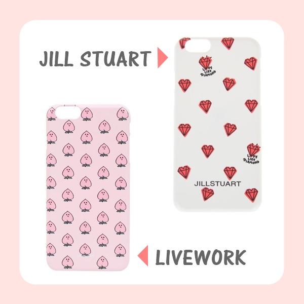 還有之前在雪莉IG上很常看到的粉紅水蜜桃手機殼則是來自韓國設計品牌LIVEWORK,還有網友說過上面可愛的水蜜桃笑臉很像雪莉呢~