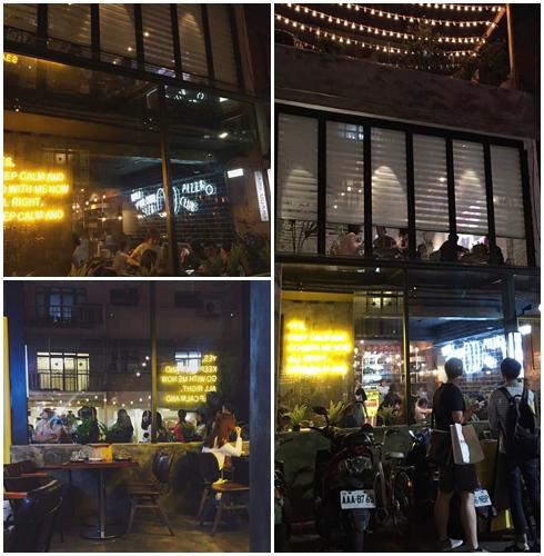 一進去店裡就會聽到最新流行的韓國音樂感覺很熱鬧 ~ 人真的是非常多,連外面也都是滿滿在候位的客人