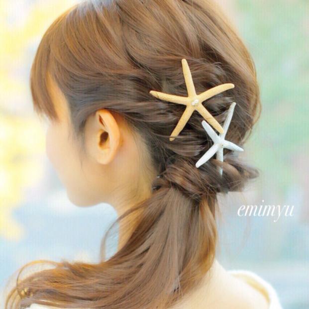 長頭髮的女生最喜歡的必需品就是髮夾啦! 你相信光是一個小小的髮夾,就能讓妳的魅力再向上提升200%嗎~